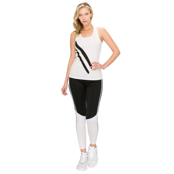 Tank Top Leggings Set